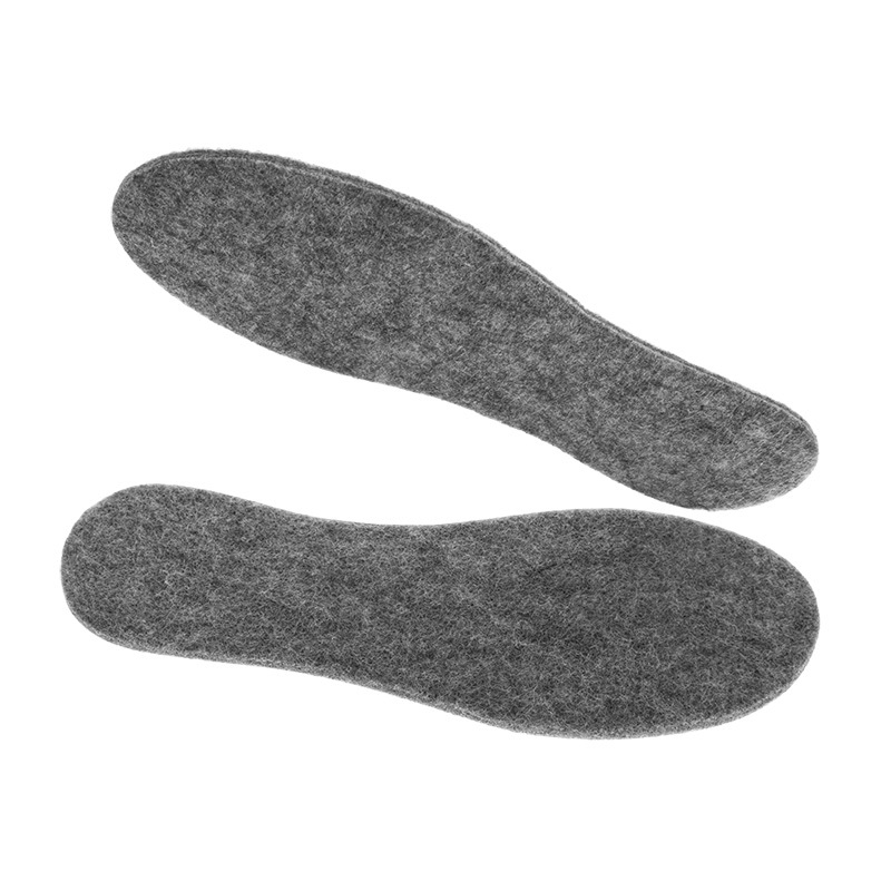 Wkładki do butów filcowe 5 mm