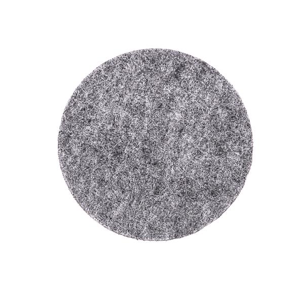 Podkładki filcowe pod kubki i szklanki gr. 5 mm fi 9 cm